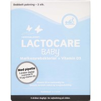 Lactocare Baby, 2 x 7.5 ml.